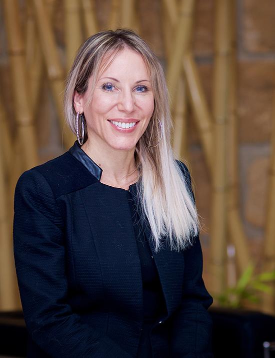 Caroline Carbasse, dentiste à Javea